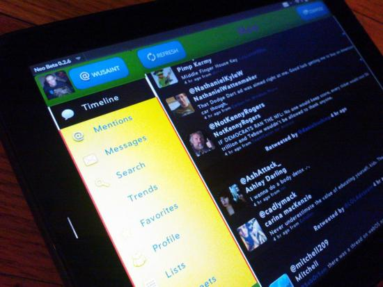 App Preview: Neo webOS