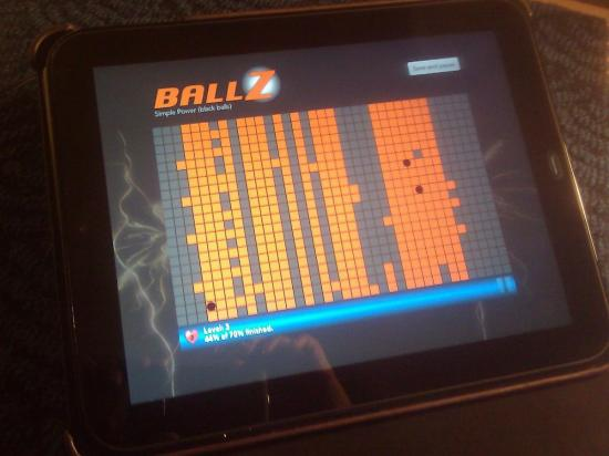 Ballz HD app review