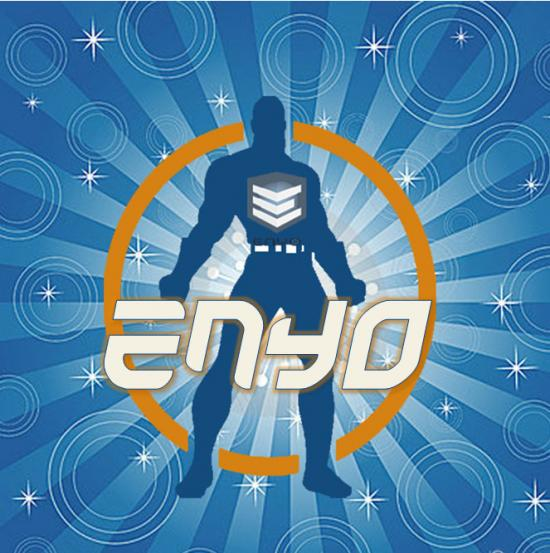 Never fear enyo is here
