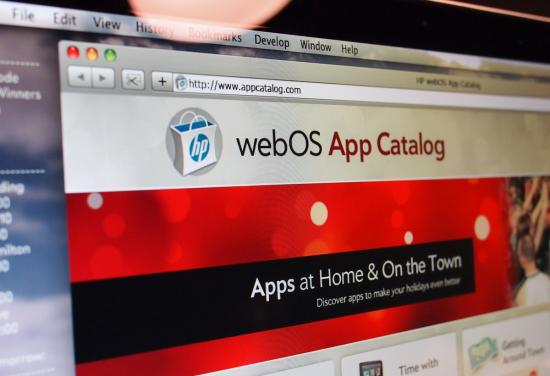 The webOS Wish List: A browsable web-based App Catalog