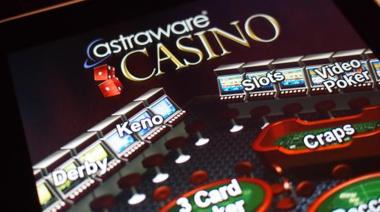 Astraware Casino comes to TouchPad - it's Vegas on your tablet