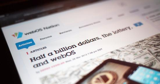 The webOS Wish List: Browser CSS font support