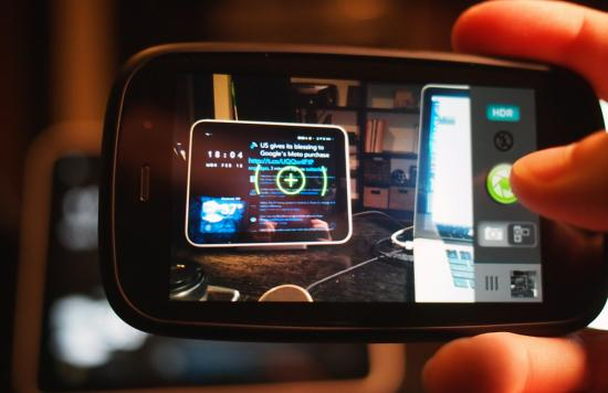 The webOS Wish List: Advanced camera controls