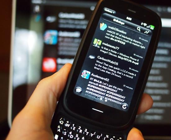 dots & lines discontinues webOS versions of Carbon and Graphite Twitter clients