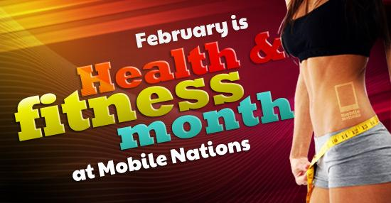 Mobile Nations Fitness Month