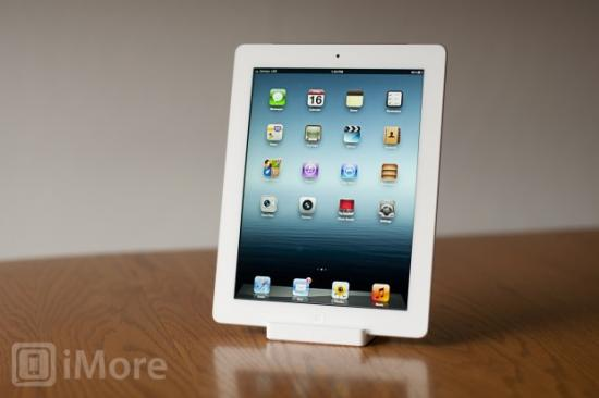 The new iPad, better than ever [the competition]