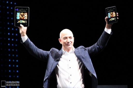 Amazon's new Kindle family [the competition]