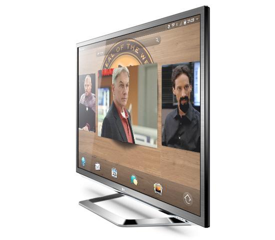 Don't expect the LG webOS TV at CES 2013
