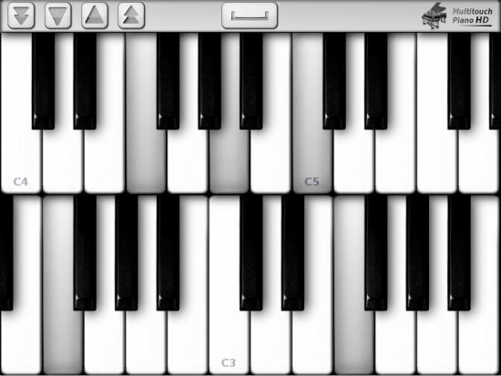 App Giveaway: Multitouch Piano HD
