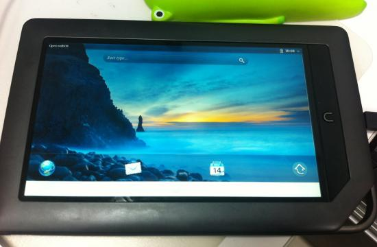 Open webOS booted onto Nook Color and Samsung Series 7 Slate, gets live USB dist