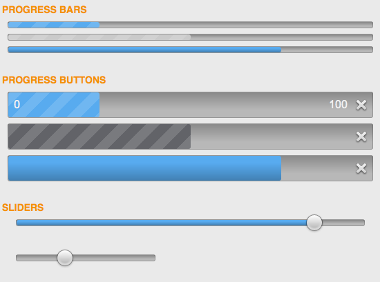 Enyo 2.0 beta 3 release brings sliders and progress bars