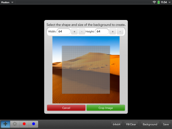 App Giveaway: 50 copies of Pixelism