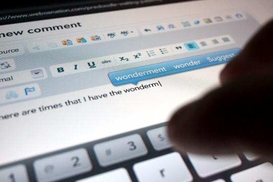 The webOS Wish List: Predictive Text