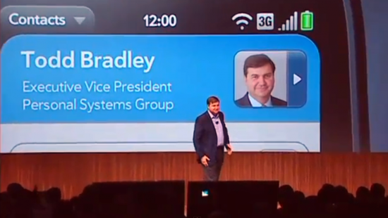 HP PC chief Todd Bradley calls post-PC era claims