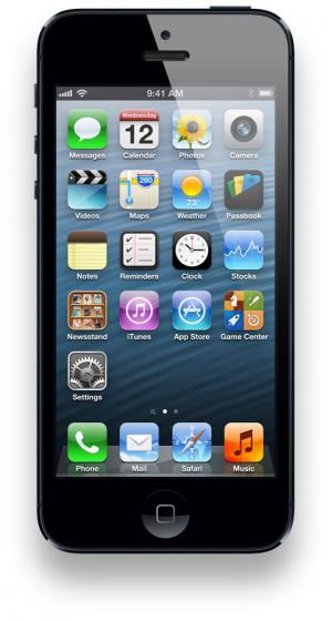 Apple surprises nobody, announces bigger, faster, thinner iPhone 5 [the competit