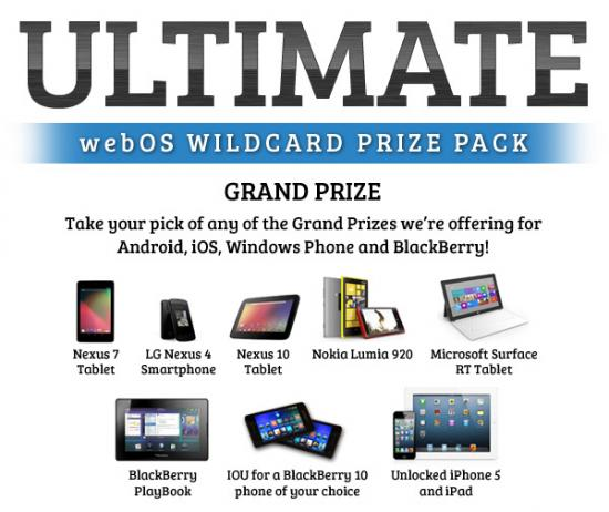Ultimate Prize Pack