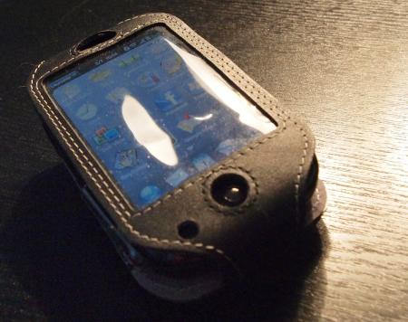 Krusell Dynamic Leather Case for Palm Pre